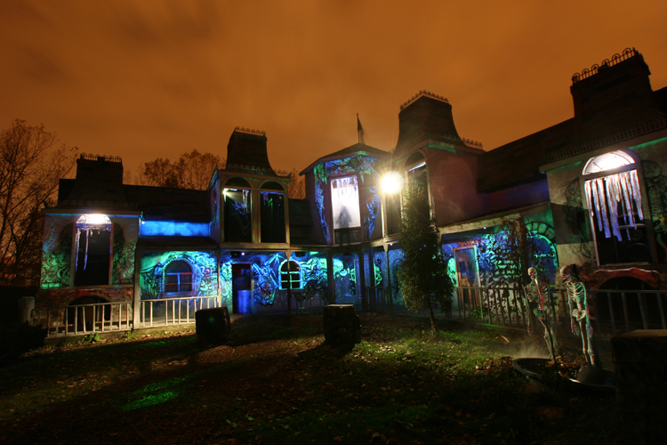 9 of Wisconsin's Best Haunted Houses, Forests and More
